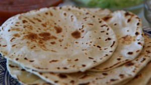 Mexican Flour Tortillas Recipe